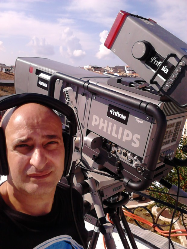 Selfie en La Mancha