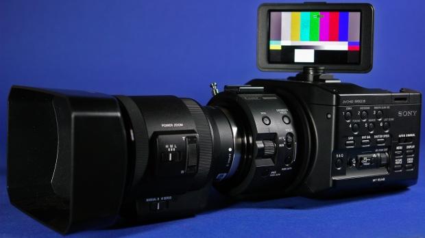 SONY FS100 0010