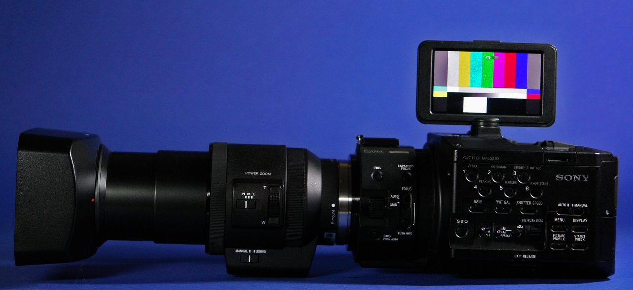 SONY FS100 0011