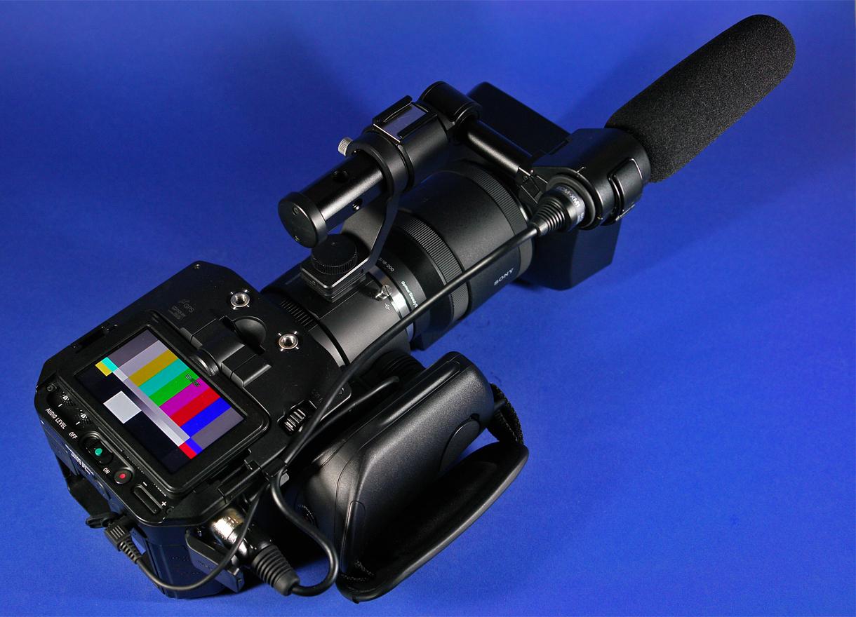 SONY FS100 0012