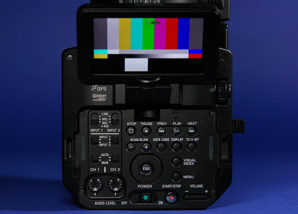 SONY FS100 013