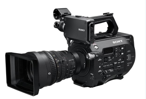 Sony FS7 001
