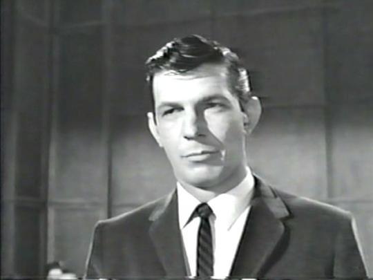 Leonard Nimoy joven