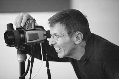 Leonard Nimoy fotografo
